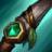 追踪者的匕首—熔渣巨人