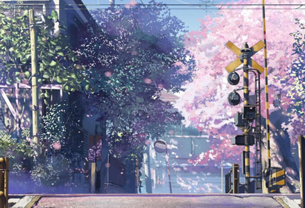 二次元TOP榜丨动画背景绘制最好的9大动画 真的是每一帧画面都能拿来当壁纸!