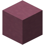 品红色染色粘土