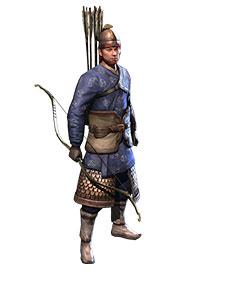 魏国弓骑兵