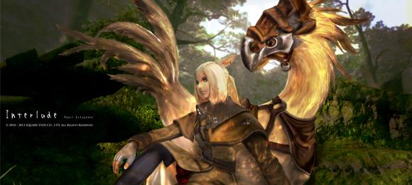 《最终幻想14》3.0苍穹之禁城支持DX11