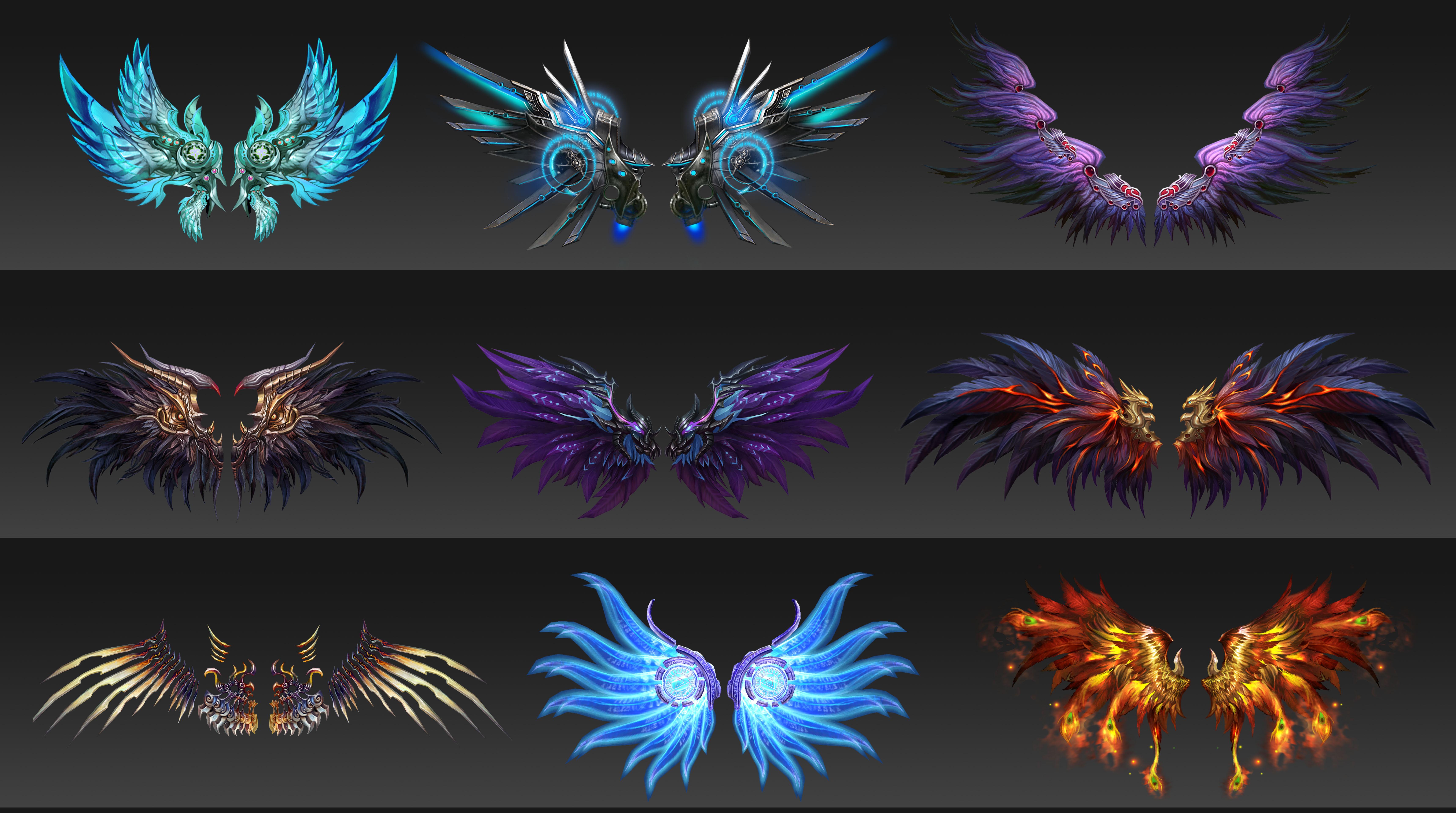 精美模型鉴赏   职业翅膀: 付费翅膀: 法宝合集: 战士武器: 弓手武器