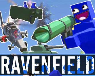 独立游戏评测室:Ravenfield—极简风格的战地?