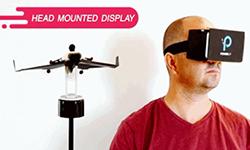 纸飞机可VR可航拍