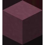 紫色染色粘土