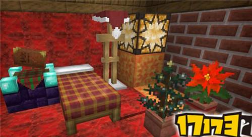 我的世界1.8lithos圣诞材质包下载
