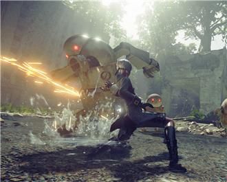 《尼尔:机械纪元》PC版有望和PS4同期发售