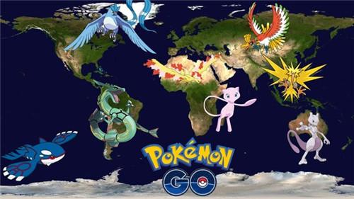 Pokemon go精灵宝可梦GO怎么抓精灵 怎么抓宠物