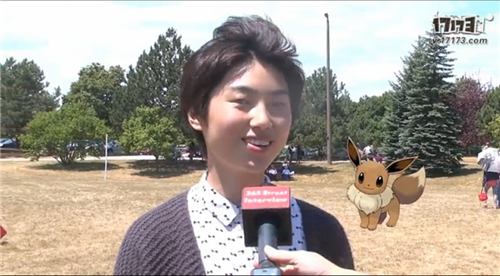 Pokemon GO多伦多人 你玩过精灵宝可梦GO吗?