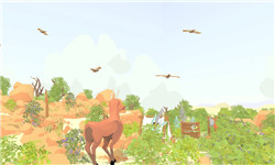 VR新作让你进入自然