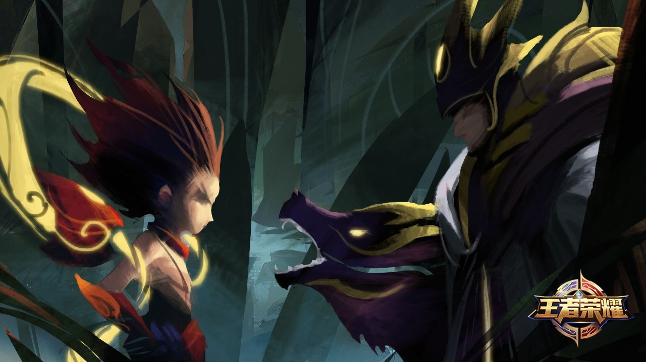 王者荣耀哪吒背景故事 新英雄哪吒与杨戬太乙真人的