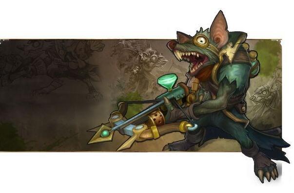 lol小野照片_LOL打野老鼠强势复出老鼠天赋符文攻略_17173LOL英雄联盟专区