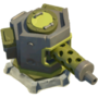 MachineGun Lvl 15