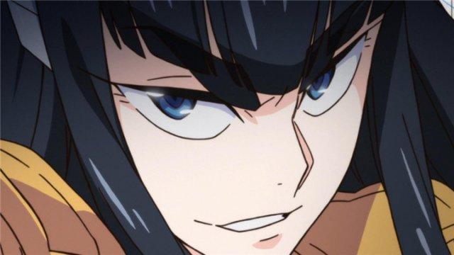 二次元最强大的战斗少女TOP10 巾帼不让须眉