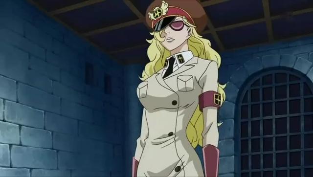 海贼王中10位身着职业套装的性感妹子 深夜动漫 图2