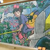 11区美术老师为即将毕业的学生送上超感人黑板画