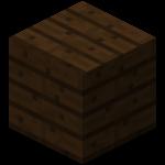 深色橡木木板