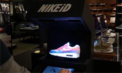 Nike AR定制服务