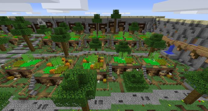 我的世界快速种树方法 怎么快速恢复森林