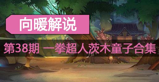 阴阳师向暖解说第38期 一拳超人茨木童子合集