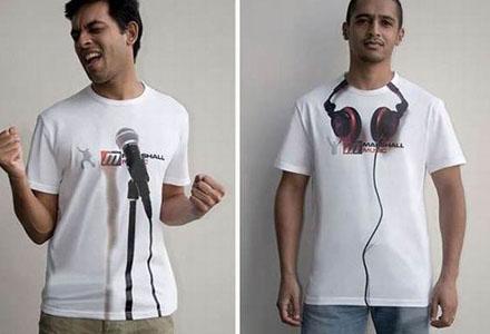 一件衣服也能玩出这么多花样!10大创意主题T恤看了就想要!