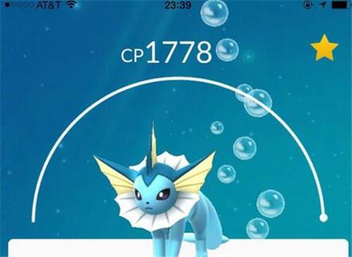 Pokemon GO精灵宝可梦GO道馆对战水精灵方法