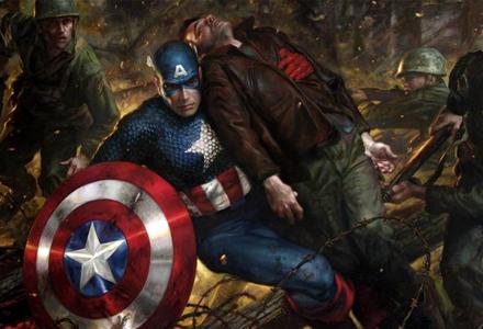你知道在漫威的世界里,美国队长一共死了几次吗?