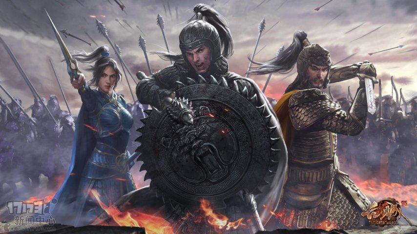 图1 《长城OL》领土战CG画面.jpg