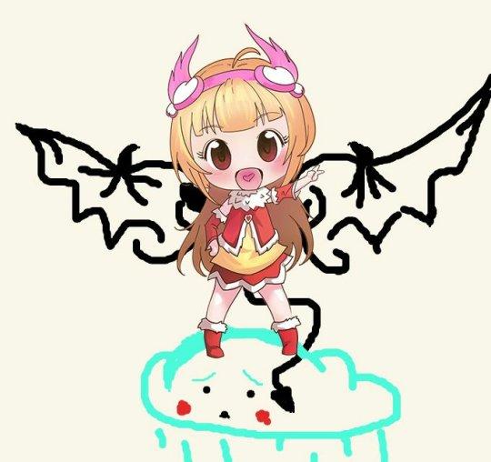 第六:小恶魔