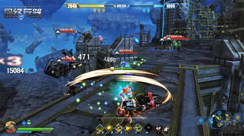 图10:《最终兵器》8V8占领模式:占领资源点累计积分高获胜.jpg