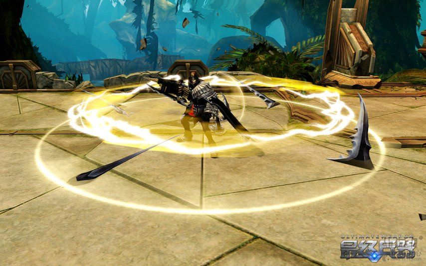 图7:《最终兵器》英雄教父之手陷阱诱敌展现.jpg