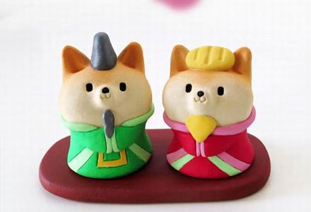 好想买一套回家 40张萌爆的超可爱柴犬陶瓷杯碗!