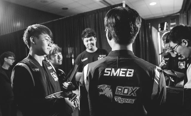 ROX将参加IEM京畿道站比赛,并会派出大部分原班选手