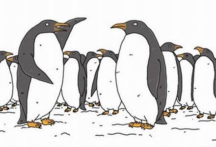 假如有一天动物们开口说话了……7幅诙谐小漫画展现动物们的心声
