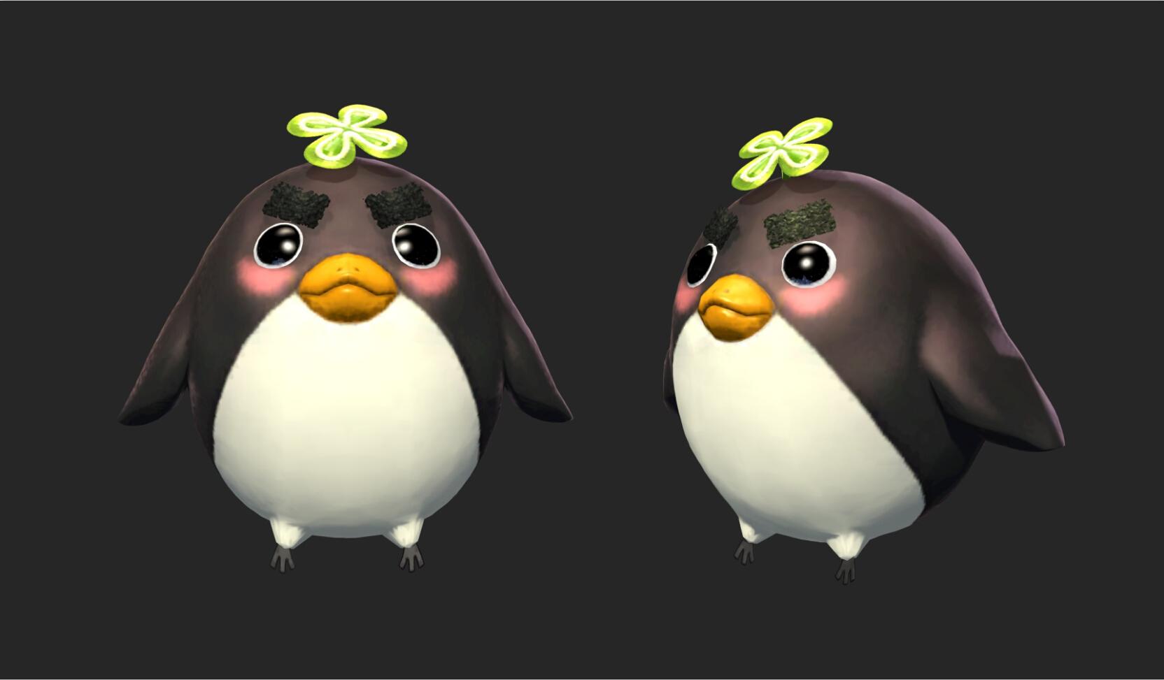 2016最火qq头像企鹅