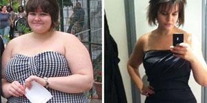 20张令人大跌眼镜的胖子减肥照