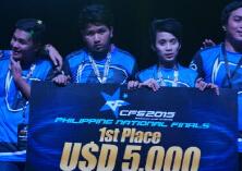 CFS世界总决赛菲律宾赛区 Pacific Macta晋级
