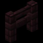 地狱砖栅栏