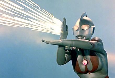 奥特曼光波! 80后童年最爱模仿的7大二次元必杀技