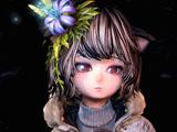 剑灵灵族美图 韩国玩家捏的可爱小胖妹