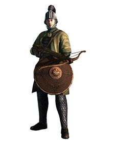 蜀国弩骑兵