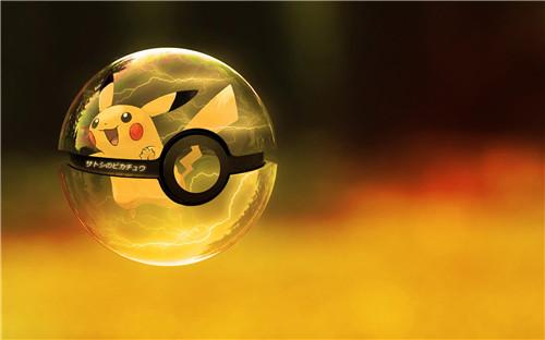 Pokemon go精灵宝可梦Go小编皮卡丘初体验