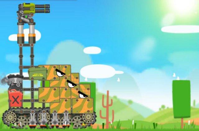 超级战车大作战 游戏评测 -游戏评测