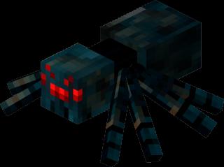 我的世界洞穴蜘蛛