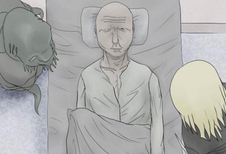 韩国恐怖漫画:禁曜日之失眠