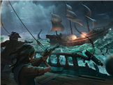 《盜賊之海》原畫及設定圖