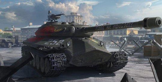 八级房终结者!直击《坦克世界》252工程