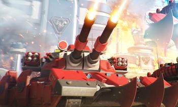 《暴走装甲》评测:当守望先锋遇上坦克世界?