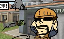 CF搞笑漫画 菜鸟训练营关键时刻绝招是拉电闸