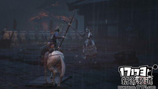 虎豹骑战斗体验展示
